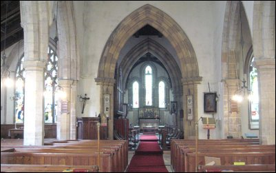 Parish Church inside